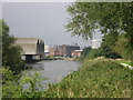 SE3231 : Leeds - Aire & Calder Navigation at Thwaite Gate by Dave Bevis