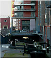 SP0687 : Farmer's Bridge Locks and Newhall Street Bridge, Birmingham by Roger  Kidd