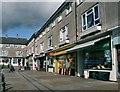 SX4759 : Whitleigh Green Shopping Precinct Plymouth by Mick Lobb