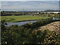 SK6439 : Radcliffe-on-Trent - View over River Trent by Dave Bevis