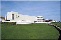 TQ7407 : De La Warr Pavilion, Bexhill-on-Sea, East Sussex by Oast House Archive