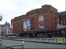 SJ3490 : Royal Court Theatre by Alan Murray-Rust