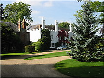 TR1955 : The Old Palace, Bekesbourne by Nick Smith