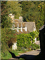 SO9805 : Cottages, Duntisbourne Rouse by Stuart Wilding