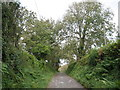 SN1412 : Road to Cilrhiw House by Roger Cornfoot
