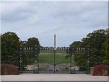 SP4416 : The Entrance Gate (1), Blenheim Palace by Robin Drayton