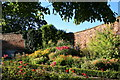 SE4536 : The Walled Garden, Lotherton Hall Estate. by I Love Colour