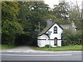 SN1316 : Henllan Lodge, on the A40 by Roger Cornfoot
