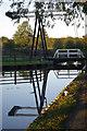 SJ3024 : Crofts Mill Lift Bridge, Montgomery Canal by Stephen McKay