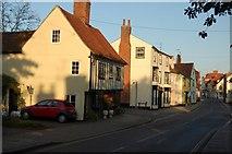 TL8422 : West Street, Coggeshall by Trevor Harris