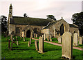 NY9393 : Elsdon St Cuthbert's Church by Kerry Rourke