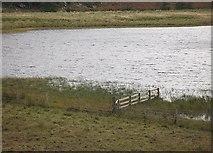 NN6795 : Lochan Uvie by Richard Webb