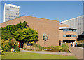 SX9194 : Newman Building, University of Exeter by Pierre Terre
