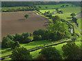 SO5098 : Farmland, Lawley by Andrew Smith