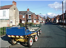TA0728 : Airlie Street, Hull by Paul Glazzard