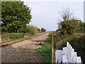 TM3862 : Kiln Lane Level Crossing by Adrian Cable