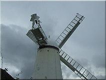 TQ6104 : Stone Cross Windmill by Nigel Freeman