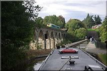 SJ2837 : Chirk Aqueduct by Stephen McKay