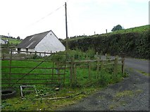 C2109 : Aghlehard Townland by Kenneth  Allen