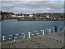 NO8785 : Stonehaven harbour by Andrew McCallum
