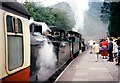 SJ2142 : Departure from Llangollen! by Tim Marshall