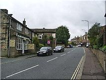 SE1225 : Wakefield Road, Hipperholme by Alexander P Kapp