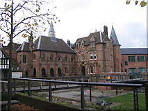 SP3379 : Old Blue Coat school, 2008 by E Gammie