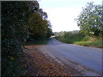 TM3669 : A1120 Yoxford Road by Geographer
