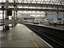 TQ3179 : Waterloo Station, platforms by Oxyman