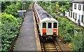 J4694 : Ballycarry station (1986) by Albert Bridge