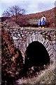 NN5627 : Disused Railway Bridge, Glen Ogle by Sarah Charlesworth