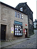 SD9828 : Heptonstall Post Office by Alexander P Kapp