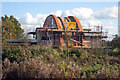 TQ7643 : Grand Designs Eco House at Crossway, Pagehurst Road, Staplehurst, Kent by Oast House Archive