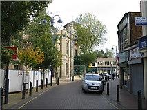 SO9596 : Bilston street scene by Peter Whatley