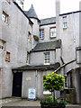 NJ5429 : The courtyard, Leith Hall by Alan Findlay