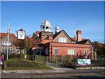 SJ3384 : Church Drive Primary School by Raymond Knapman