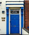 J3372 : Entrance to 'The Bankers Club', Belfast by Rossographer
