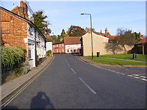 TM2850 : B1438 The Street, Melton by Adrian Cable