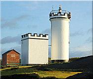 NT4999 : Elie Ness Lighthouse by Jim Bain