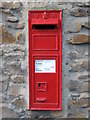 NY9964 : Victorian postbox, Aydon Road by Mike Quinn