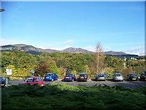 NN9357 : The Car Park at the Festival Theatre by Elliott Simpson