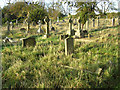ST7367 : Lansdown Cemetery by Rick Crowley