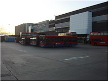 TQ2387 : Brent Cross Bus Station by Oxyman