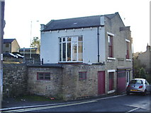 SE1321 : House on the corner of Jumble Dyke and Church Street by Alexander P Kapp