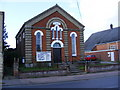 TM3877 : Halesworth Methodist Church by Adrian Cable