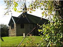 SK4447 : Aldercar - St. Johns Church by Alan Heardman