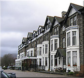 NY3703 : Ambleside Youth Hostel, Waterhead by Stephen Craven
