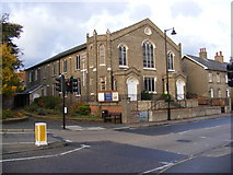 TM3877 : The United Reformed Church by Adrian Cable