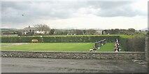 SH3568 : Mynwent Newydd Aberffraw New Cemetery by Eric Jones