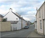 SH3568 : Stryd Llywelyn, Aberffraw by Eric Jones